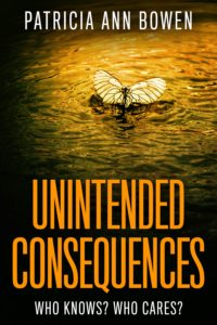 Unintended Consequences - Book Cover